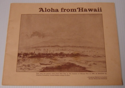 Image for Aloha from Hawaii: View of Old Hilotown