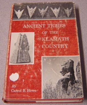 Image for Ancient Tribes Of The Klamath Country; Signed
