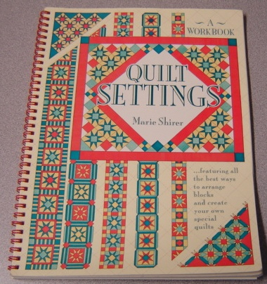 Image for Quilt Settings - A Workbook