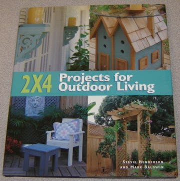 Image for 2x4 Projects for Outdoor Living