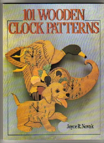 Image for 101 Wooden Clock Patterns
