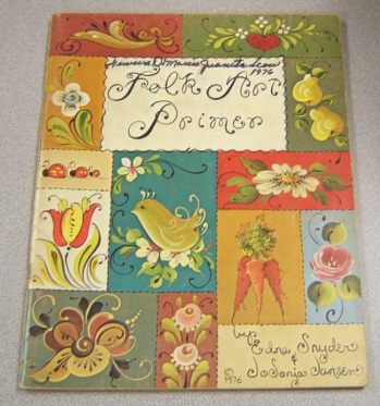 Image for Folk Art Primer