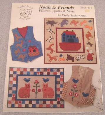 Image for Noah & Friends: Pillows, Quilts & Vests