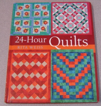 Image for 24-Hour Quilts