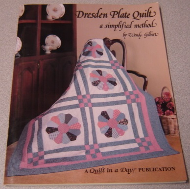 Image for Dresden Plate Quilt: A Simplified Method