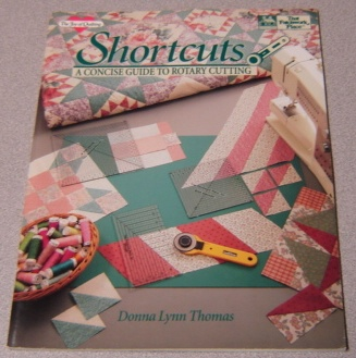 Image for Shortcuts : A Concise Guide to Rotary Cutting (Joy of Quilting Ser.)