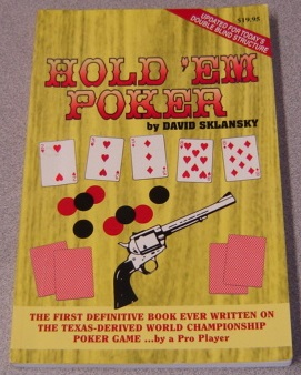 Image for Hold 'em Poker: Updated For Today's Double Blind Structure