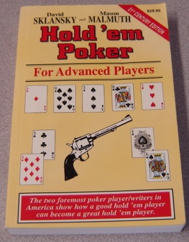 Image for Hold 'Em Poker for Advanced Players, 21st Century Edition