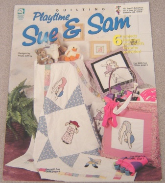 Image for Playtime Sue & Sam: 6 Projects Featuring Your Child's Favorite Activities