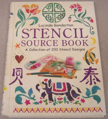 Image for Stencil Sourcebook:  A Collection of 200 Stencil Designs