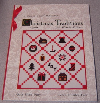 Image for Christmas Traditions Quilt (Quilt Block Party Series #4)