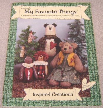 Image for Some Of...My Favorite Things: A Whimsical Folkart Collection Of Bears, Snowmen, Quilts & Much More...
