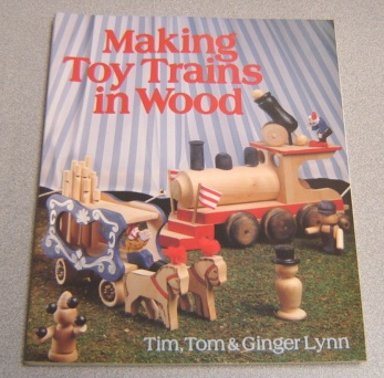 Image for Making Toy Trains in Wood
