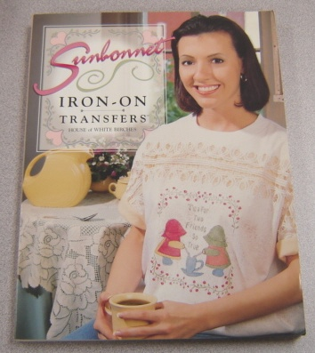 Image for Sunbonnet Iron-on Transfers