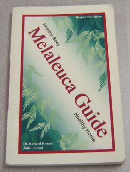 Image for Healthy Body Healthy Home Melaleuca Guide