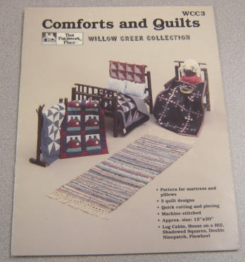 Image for Comforts and Quilts: Willow Creek Collection (WCC3)