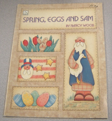 Image for Spring, Eggs And Sam