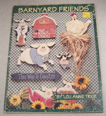 Image for Barnyard Friends