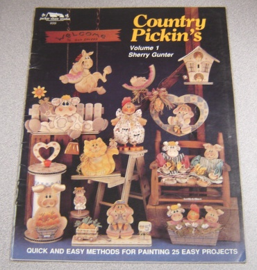 Image for Country Pickin's, Volume 1