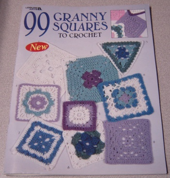 Image for 99 Granny Squares to Crochet #3078