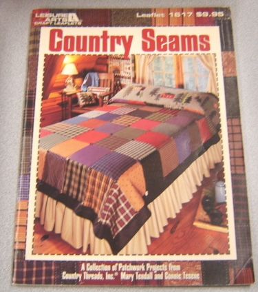 Image for Country Seams: A Collection of Patchwork Projects