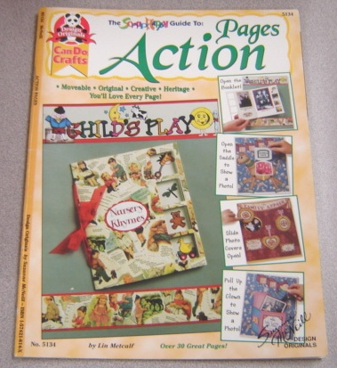 Image for The Scrap Happy Guide To Action Pages (#5134)