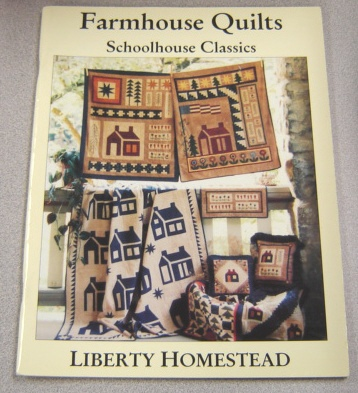 Image for Farmhouse Quilts: Schoolhouse Classics