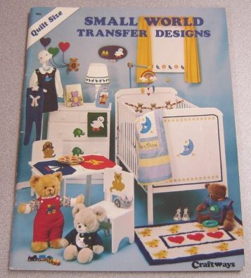Image for Small World Transfer Designs, Quilt Size