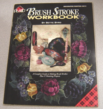 Image for Brush Stroke Workbook (#9213)