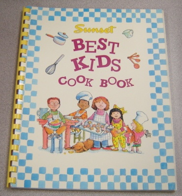 Image for Sunset Best Kids Cook Book