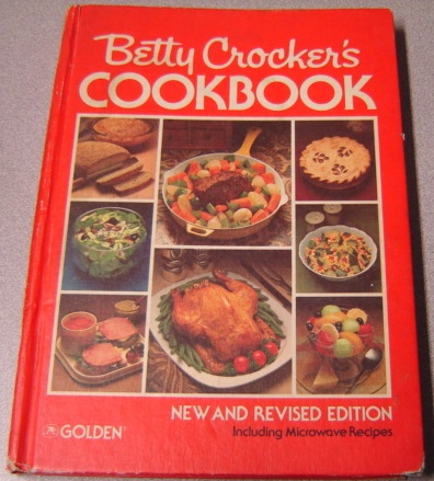 Image for Betty Crocker's Cookbook, New And Revised Edition, Including Microwave Recipes