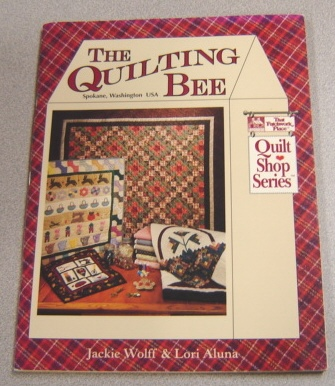 Image for The Quilting Bee (Quilt Shop Series, Spokane Washington)