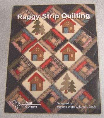 Image for Raggy Strip Quilting