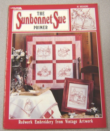 Image for The Sunbonnet Sue Primer: Redwork Embroidery from Vintage Artwork, 16 Designs (Leisure Arts #1874)