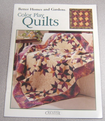 Image for Better Homes and Gardens Color Play Quilts (Creative Collection)
