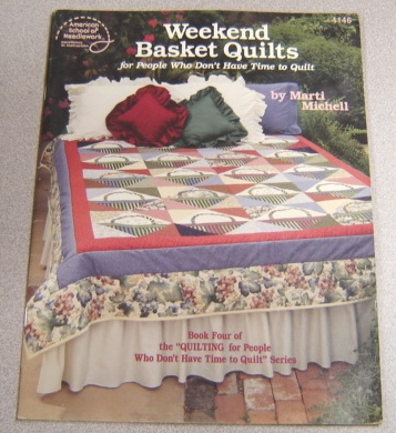 Image for Weekend Basket Quilts