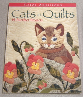 Image for Cats in Quilts: 14 Purrfect Projects
