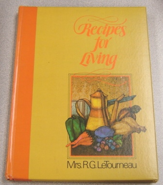 Image for Recipes for Living