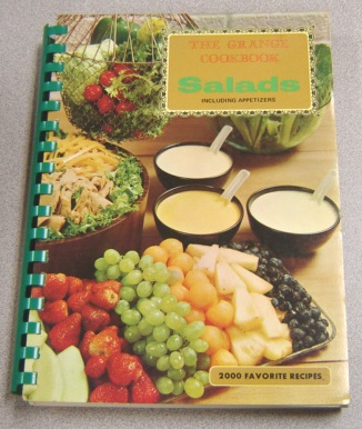 Image for The Grange Cookbook: Salads, Including Appetizers (2000 Favorite Recipes)
