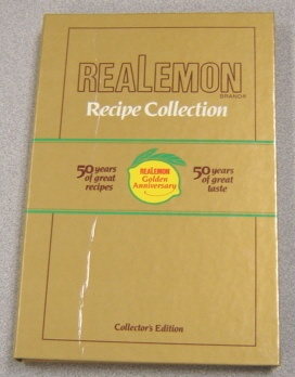 Image for Realemon Recipe Collection, Golden Anniversary Collector's Edition