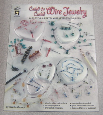 Image for Coiled And Curled Wire Jewelry: 28 Playful & Pretty Wire Jewelry Projects
