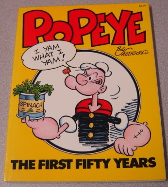 Image for Popeye: The First Fifty Years