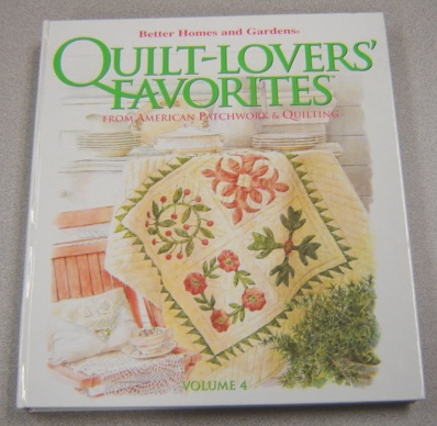Image for Better Homes And Garden's Quilt-Lovers' Favorites, Volume 4