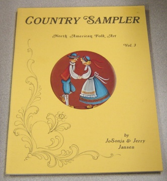 Image for Country Sampler North American Folk Art, Volume 3