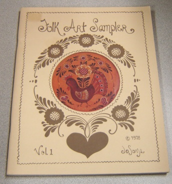 Image for Folk Art Sampler, Vol. 1