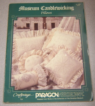 Image for Museum Candlewicking: Pillows (#2200)