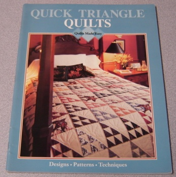 Image for Quick Triangle Quilts: Quilts Made Easy