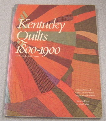 Image for Kentucky Quilts 1800-1900: The Kentucky Quilt Project