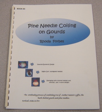 Image for Pine Needle Coiling on Gourds, Book 3
