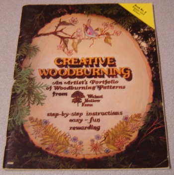Image for Creative Woodburning, Book 2: An Artist's Portfolio Of Woodburning Patterns